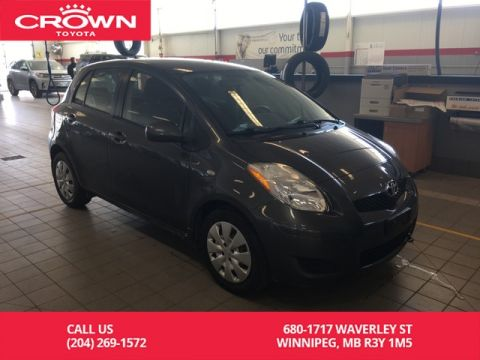 Pre-Owned 2009 Toyota Yaris LE HB Auto / Convenience Pkg / Great Condition