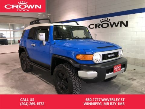 Pre-Owned 2007 Toyota FJ Cruiser 4WD 4dr Auto / Local / One Owner / Great Condition