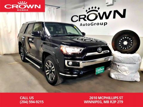 Pre-Owned 2017 Toyota 4Runner SR5/4wd/ ***24th ANNUAL VICTORIA DAY SALE***/one owner/navigation/heated seats/winter tires