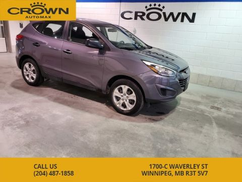 Pre-Owned 2014 Hyundai Tucson M/T GL **Local Manitoba Vehicle**