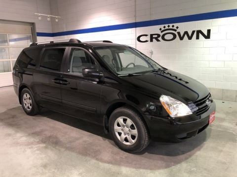 Pre-Owned 2008 Kia Sedona LX / Manitoba Vehicle / Low Kms / Backup Sensors / Good Condition
