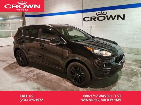Pre-Owned 2018 Kia Sportage LX AWD / Clean Carproof / One Owner / Highway Kms