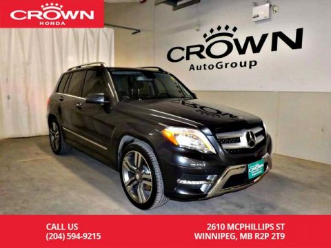 Pre-Owned 2013 Mercedes-Benz GLK GLK 350/one owner/low kms/navigation/new brake pads/ push start button/econ mode assist/back up camera/heated seats
